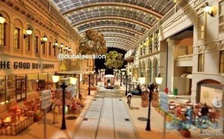 أكبر مركز تسوق فى العالم في دبي
