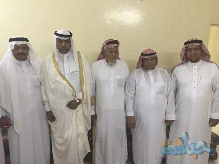 الشاب احمد عبدالله الحذيفي عريسا